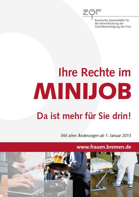 Titelblatt ZGF-Infoheft
