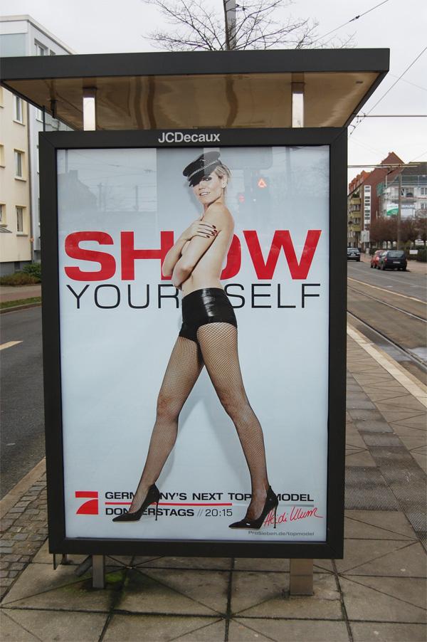 Gntm Ohne Werbung