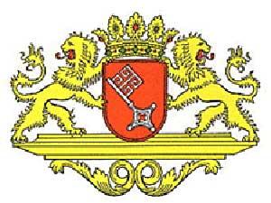 Bremer Wappen mit Schlüssel