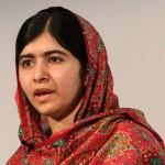 Portrait Malala Yousafzai