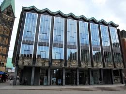 Gebäude der Bremischen Bürgerschaft