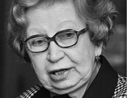 Portrait Miep Gies