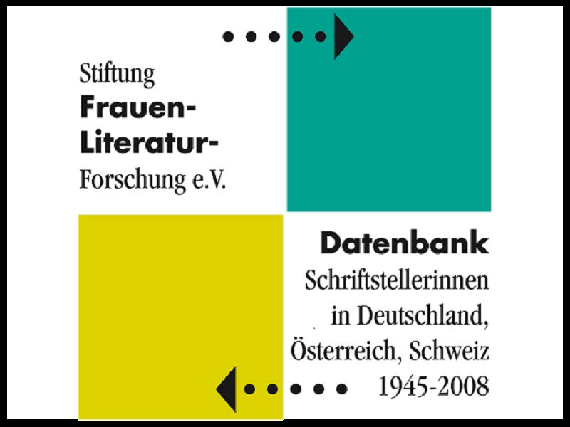 Logo der Initiative Frauen-Literatur-Forschung