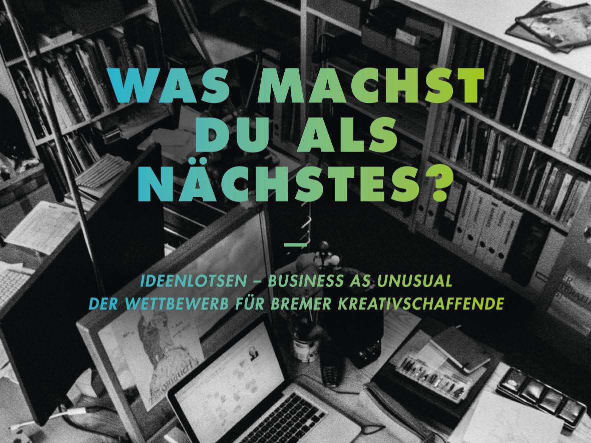 Cover zum Flyer