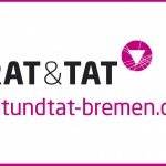 Logo von Rat & Tat, inklusive Internetadresse
