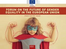 Einladungsflyer für das EU-Forum Foto: EU-Kommission