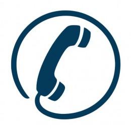 Das Logo des Blauen Telefons vom MARUM Bremen