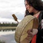 Musikerin aus Alaska