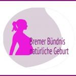 Logo mit Zeichnung einer schwangeren Frau