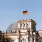 Bundestagsgebäude von aussen
