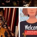 Ausschnitt aus der Fotocollage der Nacht der Jugend 2015 inklusive des Welcome-Logos