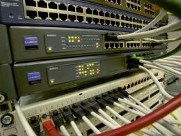 Verbindungskabel an Computern