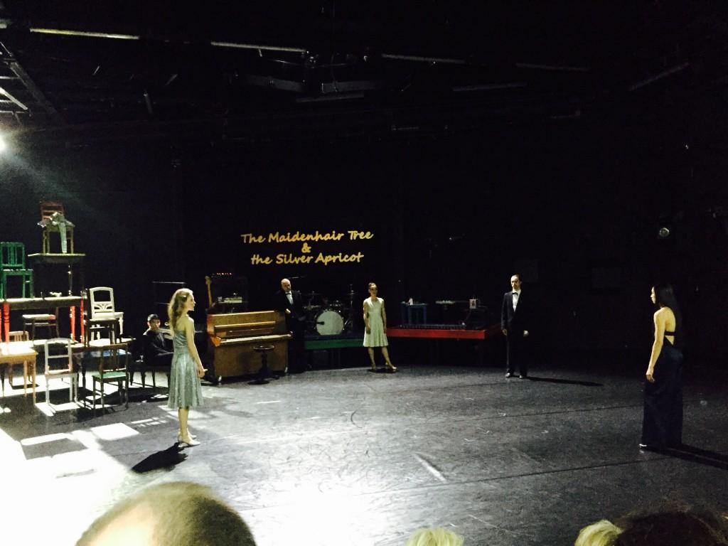 Tanztheater: Startszene The Maidenhair Tree & The Silver Apricot