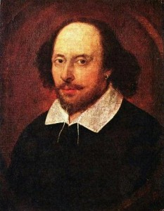Portrait von William Shakespeare