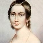 Portrait Clara Schumann