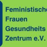 Logo in Blau und Grün