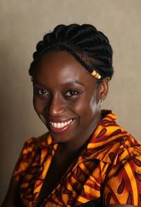 Junge Nigerianische Frau