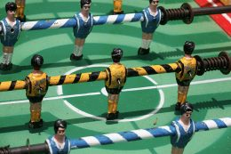 Tischfußball-Figuren