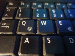 Tastatur nah