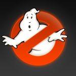 Das Ghostbusters-Logo: ein niedlicher Comic-Geist auf einem Verbotsschild