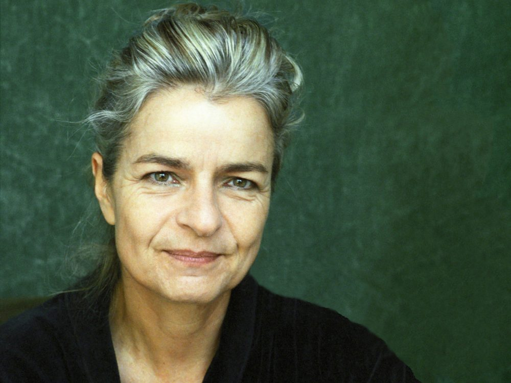 Charlotte Wiedemann, Frauenpotrait