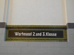 Bahnhofshalle Bremerhaven