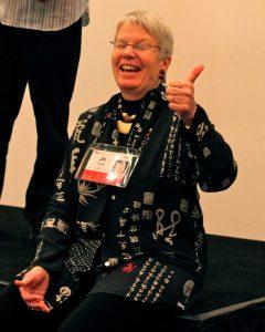 Jill Tarter bei TED