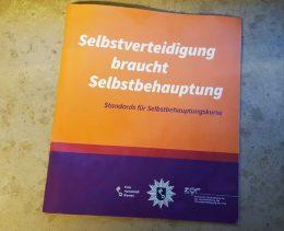 Die Broschüre der ZGF