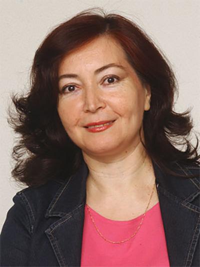 Frauenportrait Uskekistan