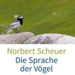 Buchcover mit Vogel auf Stein