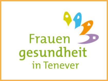 Gesundheitsförderung von Alleinerziehenden, Logo mit bunten Flügeln