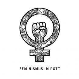 Logo von Feminismus im Pott