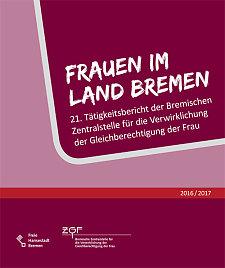 21. Tätigkeitsbericht der ZGF