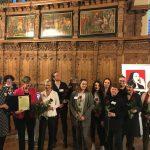 Preisverleihung Bremer Frau des Jahres 2019 Belladonna und Maren Bock im Rathaus Bremen am 8.März 2019