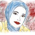 Ilustration von Mona Haydar