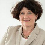 Portraitfotografie der Bremer Landesfrauenbeauftragten Bettina Wilhelm.