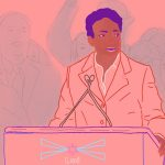 Illustration von Lori Lightfoot