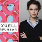 Buchcover Sexuell Verfügbar und Bild der Autorin