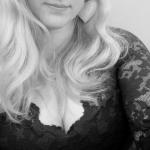 Schwarz Weiß Foto Ausschnitt