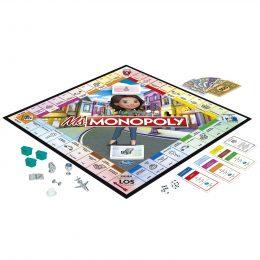 Ms. Monopoly Spielbrett