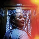 Fotografie der britischen Musikerin Nubya Garcia