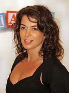 Portrait einer amerikanischen Schauspielerin