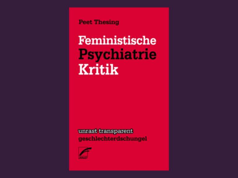 Buchtitel Feministische Psychiatrie Kritik