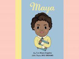 Buchcover Little People Big Dreams gezeichnete Frau