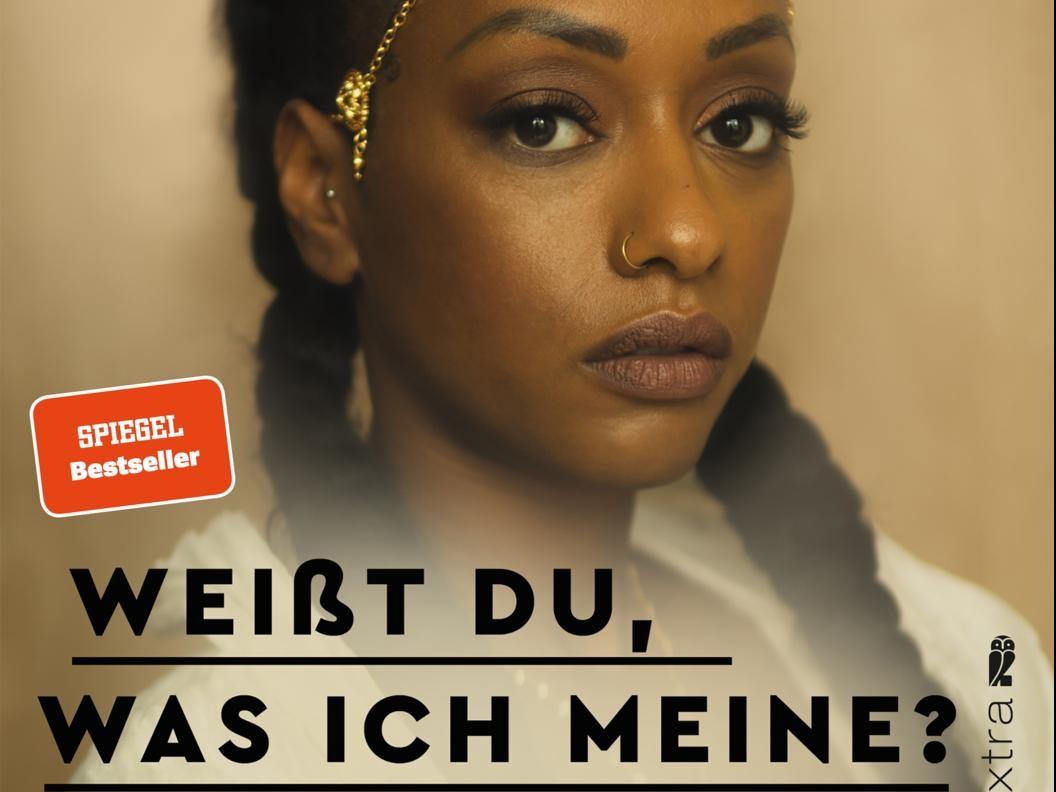 """Cover Bild von Nuras Autobiografie mit dem Titel """"Weiß du, was ich meine? Vom Asylheim in die Charts"""""""