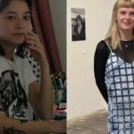 Rada Nastai und Sophie Ung (nebeneinandergelegte Fotos)