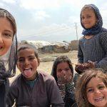 Fotografie von Hila Limar mit vier Kindern