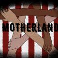 """Illustration von 5 Armen die sich gegenseitig festhalten und somit einen Stern bilden. Im Vordergrund steht das Wort """"Motherland"""""""