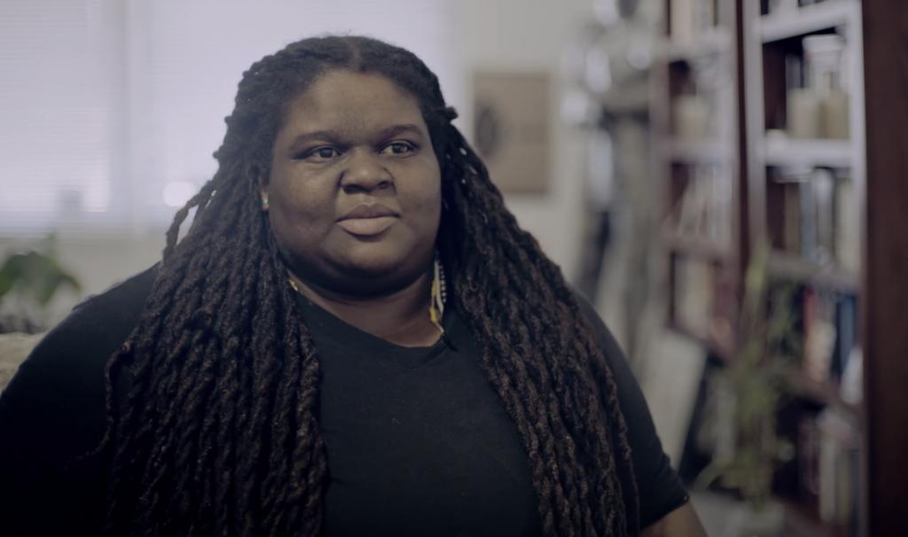 Portrait der Aktivistin Kabzuag Vaj